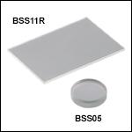 30:70 (R:T) Plate Beamsplitters