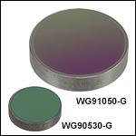 Germanium Windows, AR Coated:7 - 12 µm