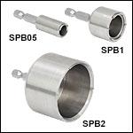 Spanner Bits for SM-Threaded Retaining Rings