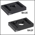 Flexure Clamping Base