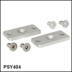 25 mm Rail System Adapter Plate Kit