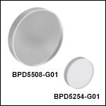 CaF<sub>2</sub> Polka Dot Beamsplitters: 180 nm - 8.0 µm