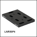Base Plate for Breadboards and Optical Tables