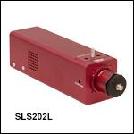 Stabilized Tungsten IR Light Source, 450 - 5500 nm