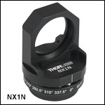 Indexing Mount for Ø1in Optics