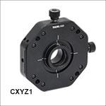 60 mm Cage XYZ Translator for Ø1in Optics