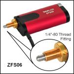 6 mm Travel Compact Stepper Motor Actuator