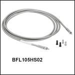 Fiber Bundles with Linear Output