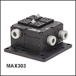 3-Axis NanoMax Stage