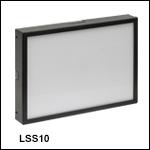 Laser Safety Sign Lightbox