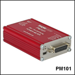 Power Meter Interfaces for Photodiode and Thermal Power Sensors