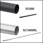 Aluminum Lens Tube Covers