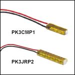 100 V Piezoelectric Stacks