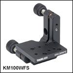 Kinematic Wavefront Sensor Mount