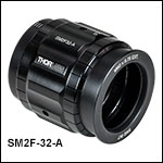 Adjustable Collimation Adapters for Ø2in (Ø50 mm) Optics