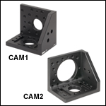 Right-Angle Brackets with a Clear Aperture
