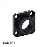 OEM Flange to SM05 Thread Adapter