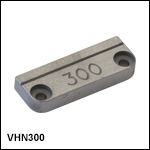 V-Groove Inserts for Rotating Fiber Holding Blocks - Two Required