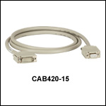 CAB420-15 Connection Cables
