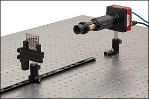 Custom Thorlabs Camera Lens Images Target