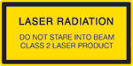 Class 2 Laser Safety