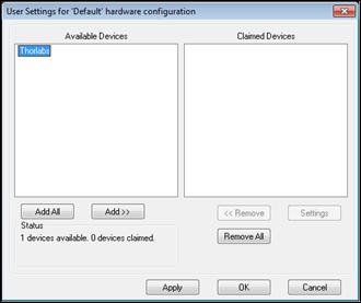MetaMorph Configuration 8
