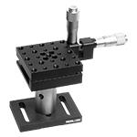 Micrometer Pitch Yaw Platform