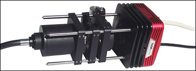 Camera with cage system