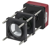 Scientific CCD Camera with cage system