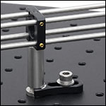 Mini Pedestal Post with Clamping Fork