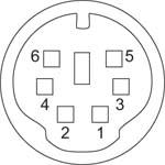 Handset Connector
