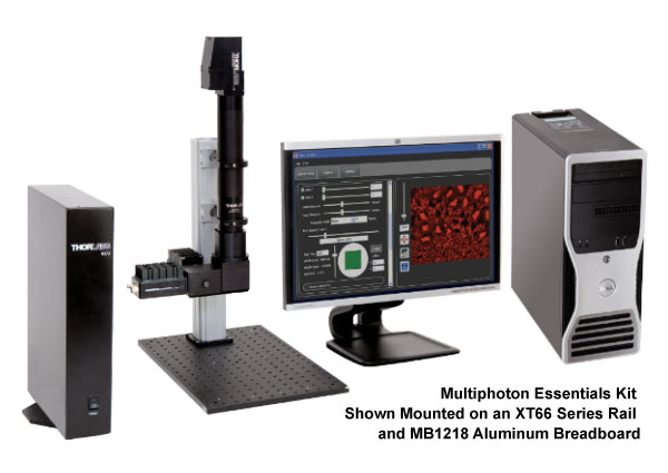 Multiphoton Essentials Kit