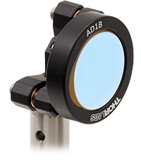 A one inch mirror mounted in a KM05 using part AD1B
