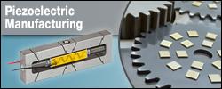 Piezo Manufacturing