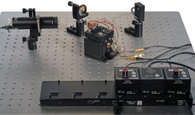 TQD001 Experimental Setup