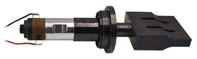 Langevin Transducer for Ultrasonic Welding