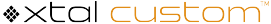 crystal custom logo