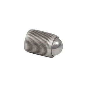 F25SS038 - Fine Hex Adjuster, 1/4in-80, 3/8in Long