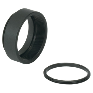 SM1L03 - SM1 Lens Tube, 0.30in Thread Depth, One Retaining Ring Included