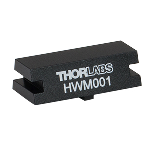 HWM001 - Standard Waveguide Mount, 10 mm Length