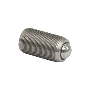 F19SS038 - Fine Hex Adjuster, 3/16in-100, 0.375in Long