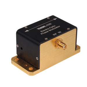 EO-PM-NR-C4 - EO Phase Modulator, Wavelength: 400 - 600 nm