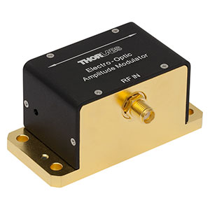 EO-AM-NR-C3 - EO Amplitude Modulator, Wavelength: 1250 - 1650 nm