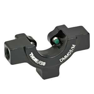 DMM05/M - Fixed Mount for Ø1/2in D-Shaped Mirrors, Metric