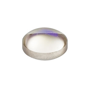A230-B - f = 4.51 mm, NA = 0.55, Unmounted Rochester Aspheric Lens, AR: 650 - 1050 nm