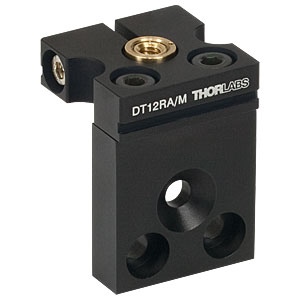 DT12RA/M - Rotation Adapter for DT12 Stages (Metric)