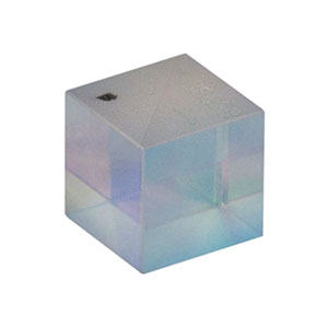 BS009 - 50:50 Non-Polarizing Beamsplitter Cube, 1100 - 1600 nm, 5 mm