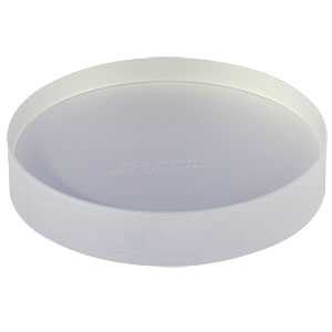 CM750-150-E01 - Ø75 mm Dielectric-Coated Concave Mirror, 350 - 400 nm, f = 150 mm