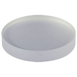 CM750-500-E01 - Ø75 mm Dielectric-Coated Concave Mirror, 350 - 400 nm, f = 500 mm