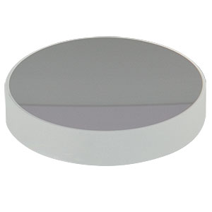 CM508-200-E02 - Ø2in Dielectric-Coated Concave Mirror, 400 - 750 nm, f = 200 mm